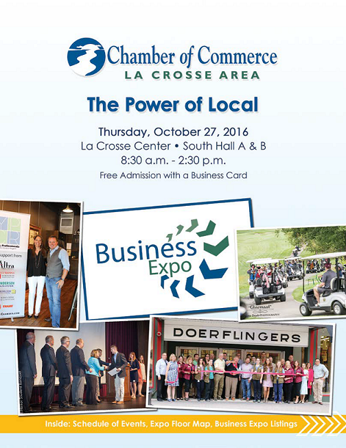 Business Expo – The Power of Local