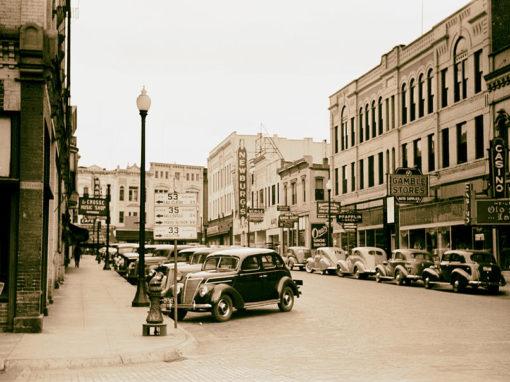 1920 to 1950