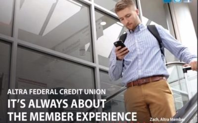 Altra Federal Credit Union-It's Always About the Member Experience