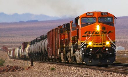 Burlington Northern Continues Freight Service