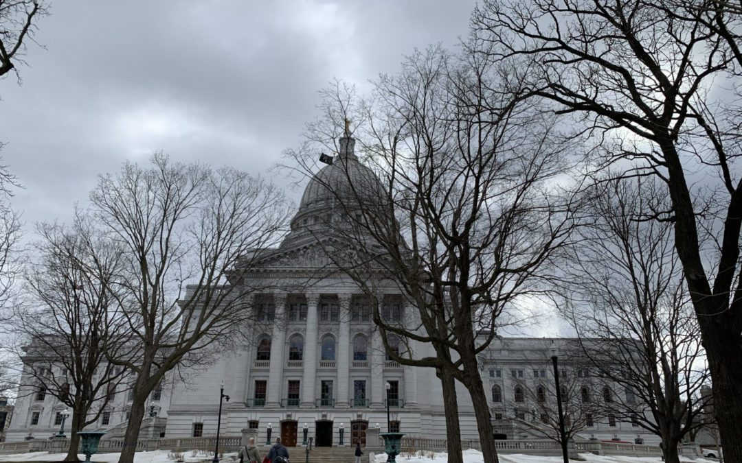 Wisconsin Legislature Plans to Meet on Tuesday to Address COVID-19